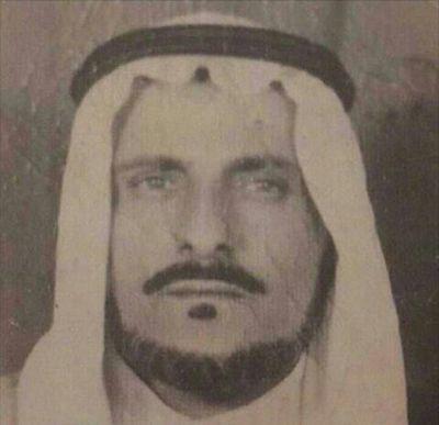 الشيخ معيض بن عيظه الصرصر رحمه الله