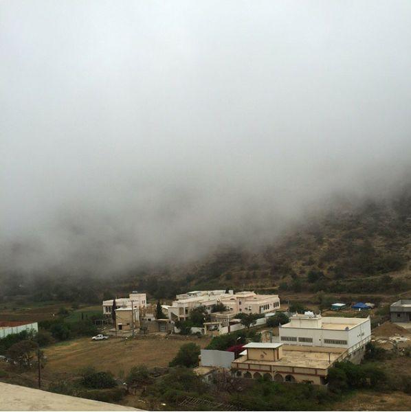صور لبعض قرى بني مالك الطائف