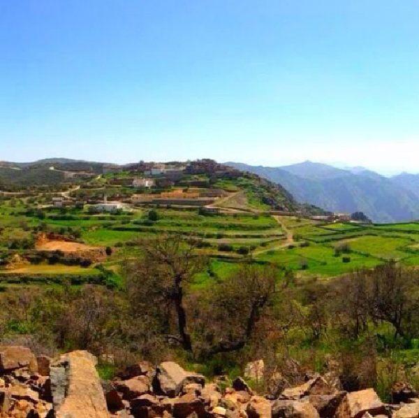 صور من وادي الهلال بني عمر